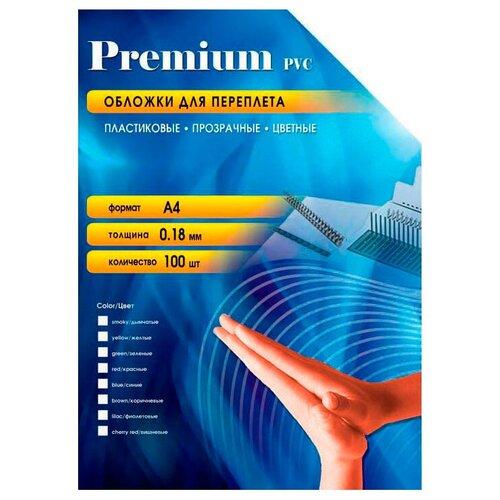Фото - Обложки для переплета Office Kit А4 100шт пластик Smoky PSA400180 обложки для переплета office kit а3 100шт green pga300180