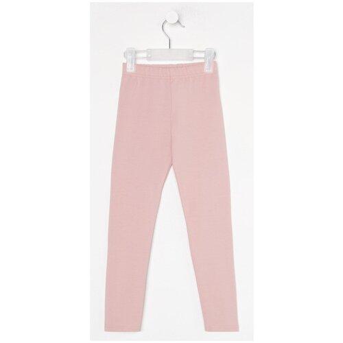 Легинсы Kaftan размер 86-92, розовый легинсы molo размер 86 8406 pearled blush