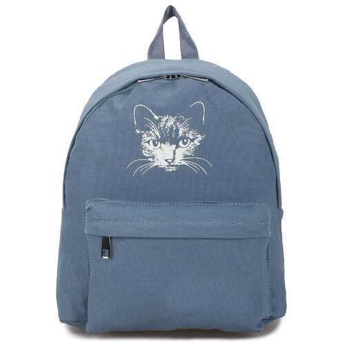 Текстильный рюкзак «Мяусон» 472 Blue
