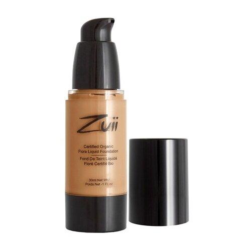 Купить Zuii Organic Тональный крем Certified organic flora liquid foundation, 30 мл, оттенок: natural ivory
