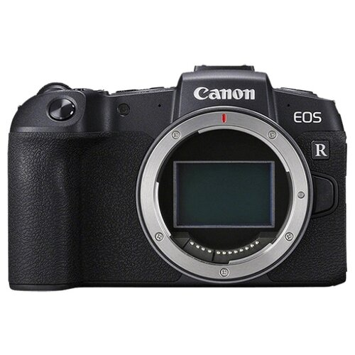 Фотоаппарат Canon EOS RP Body черный