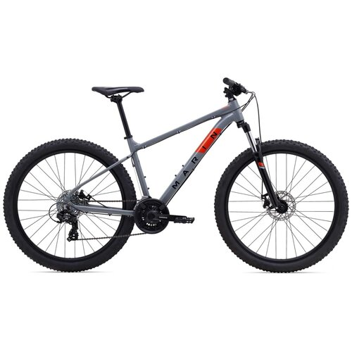 Горный велосипед MARIN Bolinas Ridge 1 29 (2021)(17 / серый/17) marin