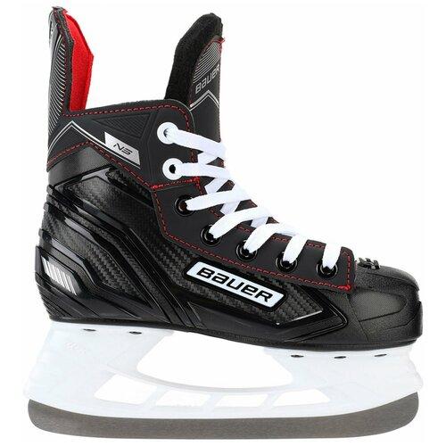 Коньки хоккейные BAUER NS S18 YTH детские(YTH 6)