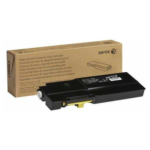 Фото - Картридж лазерный XEROX (106R03509) VersaLink C400/C405, желтый, ресурс 2500 стр., оригинальный, 1 шт. тонер картридж xerox versalink c400 c405 черный metered 106r03536