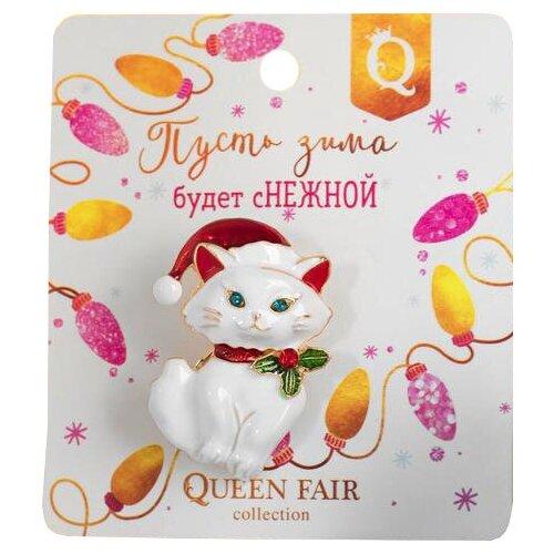 Queen fair Брошь Котёнок 4965469 queen fair брошь орден 102638