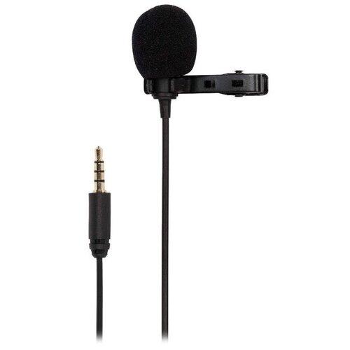 Петличный микрофон Jmary MC-R1, черный