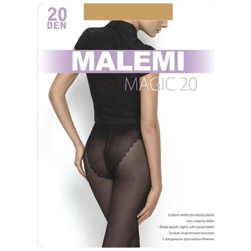 Колготки Malemi Magic 20, 20 den, размер IV, naturel (бежевый)