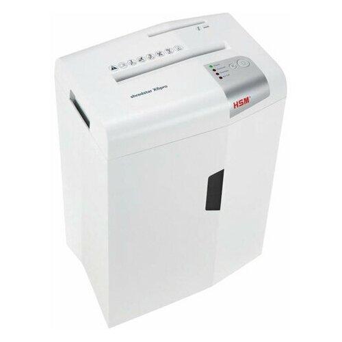 Уничтожитель (шредер) HSM SHREDSTAR X6-2.0x15 5 уровень секретности 2x15 мм 6 листов 20 л 1046111 1 шт.