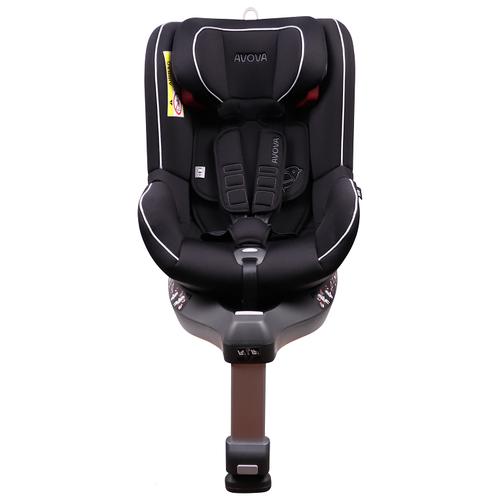 Автомобильное кресло AVOVA™ BA601 Swan-Fix, Pearl Black, арт. 1106009