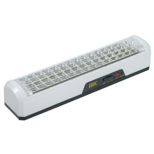 Переносные светильники IEK Светильник ДБА 3928 аккумулятор 15ч 12Вт ИЭК LDBA0-3928-60-K01