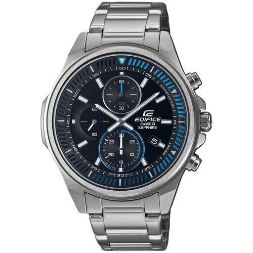 Японские наручные часы Casio Edifice EFR-S572D-1AVUEF с хронографом