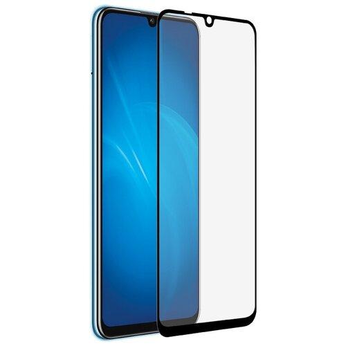 Закаленное стекло DF для Huawei Y8p Full Screen Full Glue Black hwColor-123 закаленное стекло df для huawei p30 pro 3d full screen black hwcolor 94