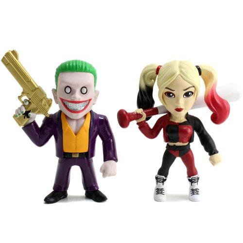 Набор фигурок DC Comics: Джокер и Харли Квинн – Отряд Самоубийц (10 см)