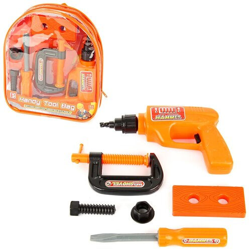 Фото - Набор инструментов Veld co 59189 игрушечное оружие veld co набор полицейского 82550