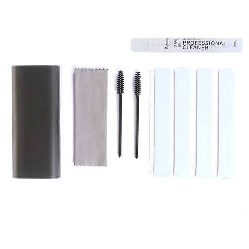 Фото - Портативный Чистящий Набор Baseus Black набор для чистки baseus portable cleaning set