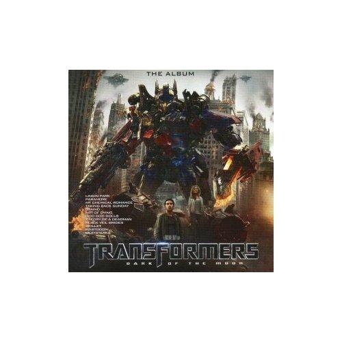 Фото - Компакт-диски, Reprise Records, OST - Transformers Dark Of The Moon (CD) matthew arnold the poems of matthew arnold 1840 1867