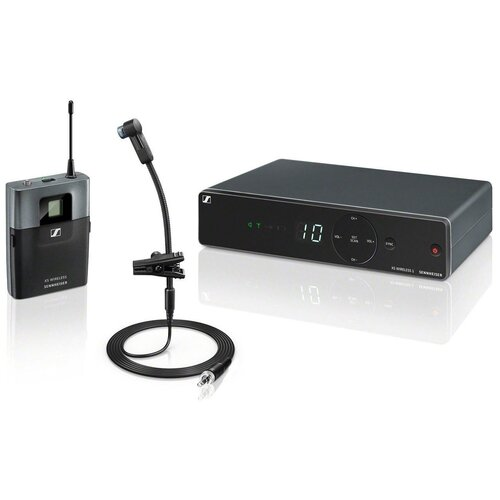 Инструментальная радиосистема Sennheiser XSW 1-908-B