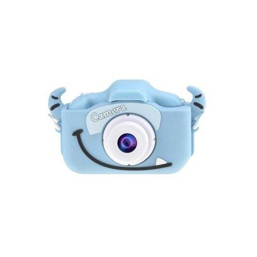 Фото - Детский цифровой фотоаппарат Дракончик Голубой / Kids Camera детский цифровой фотоаппарат собачка розовый kids camera pink