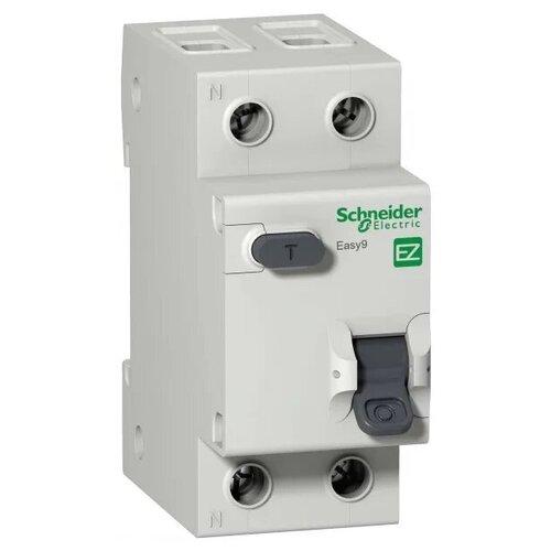 Фото - Автоматический выключатель дифференциального тока (АВДТ) 32А 30мА АС Schneider Electric выключатель schneider electric 11463 дифференциального тока узо 4п 40а 30ма вд63 ас серия домовой