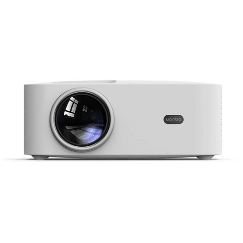 Фото - Проектор Xiaomi Wanbo Projector X1 White проектор xiaomi mi smart projector 2 pro бело серый wi fi [bhr4884gl]