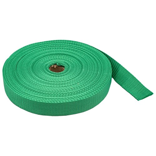 Купить С3075Г17 Стропа-30 рис.8358 30мм*25м, 15, 8 г/м (54 ярко-зеленый) 25 м, Красная лента, Технические ленты и тесьма