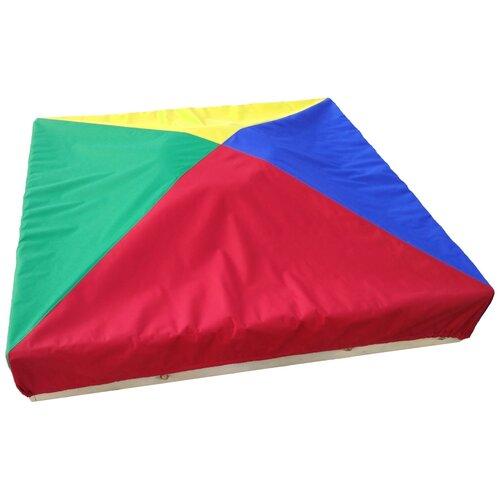Защитный чехол для песочницы, бриз ПК, 200*200*15 см, разноцветный