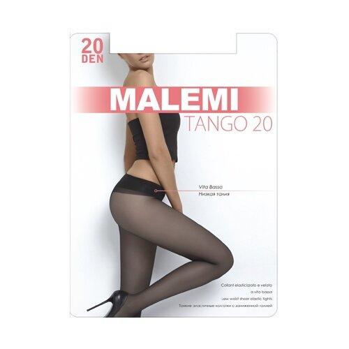 Колготки Malemi Tango, 20 den, размер IV, bronzo (коричневый)
