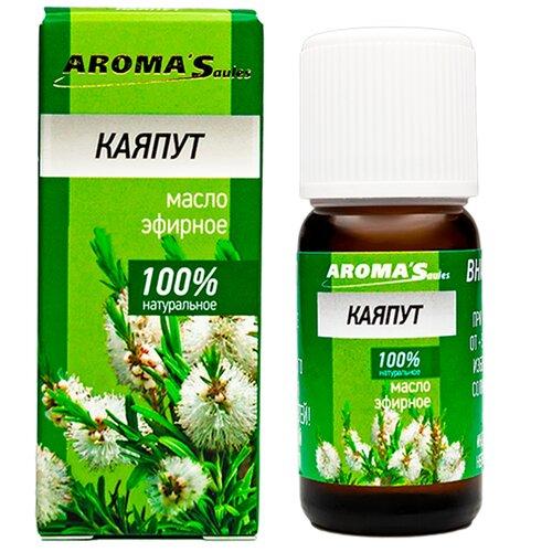 AROMA'Saules эфирное масло Каяпут, 10 мл