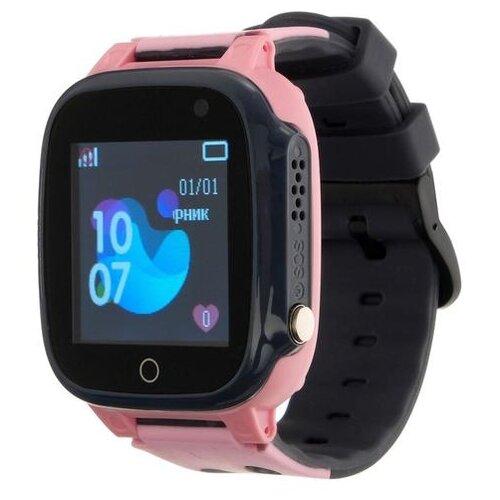Смарт-часы Prolike PLSW15PN, детские, цветной дисплей 1.44