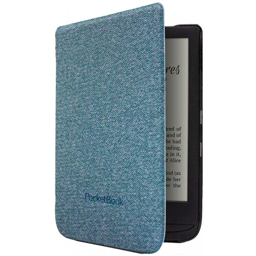 Обложка для электронной книги PocketBook PU Cover Shell Bluish Gray WPUC-627-S-BG