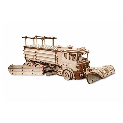 Конструктор деревянный 3D EWA Eco Wood Art
