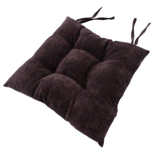 Подушка на стул с завязками 23811 45х45 см