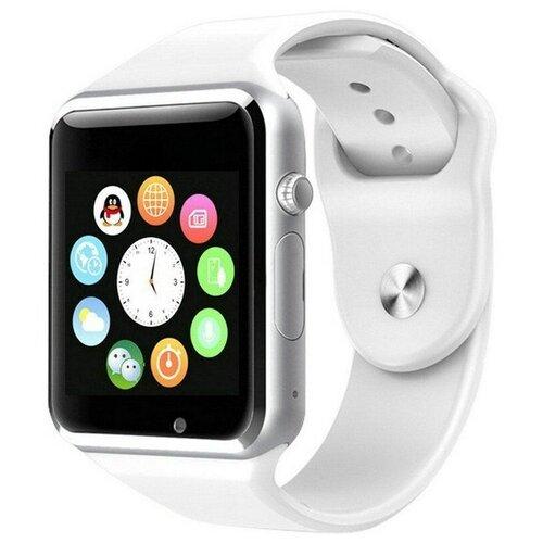 Смарт-часы Smart Watch A1 белые
