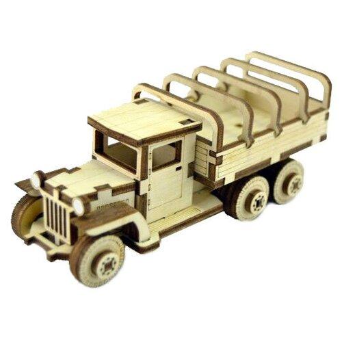 Сборная модель Lemmo Советский грузовик ЗИС-5ВП (ЗИС-4) сборная модель zvezda советский грузовик 4 5 тонны зис 151 3541 1 35