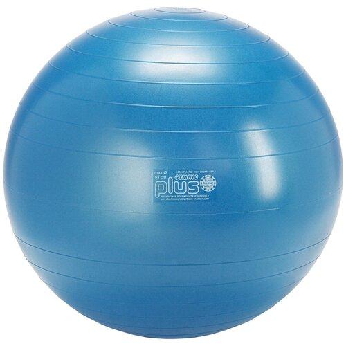 Фитбол Gymnic Plus 65 см, 65 см blue фитбол indigo in001 65 см