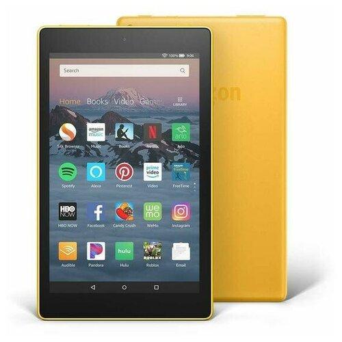 Планшетный компьютер Amazon Kindle Fire HD 8 32Gb Yellow (8th Generation) Ad-Supported