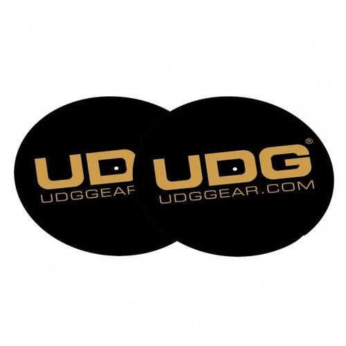Фото - UDG Turntable Slipmat Set Black / Golden graphic ringer tee and drawstring shorts pajama set