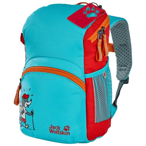 Рюкзак городской Jack Wolfskin Little Ori (цвет: blue capri) трекинговый рюкзак jack wolfskin halo 24 corona lime