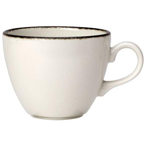 Чашка чайная «Чакоул дэппл», 0,228 л., черный, фарфор, 1756 X0021, Steelite