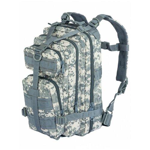 Купить Рюкзак Тактический Scout, Tactica 7.62, 20 л, цвет Цифровой серый (ACUPAT)