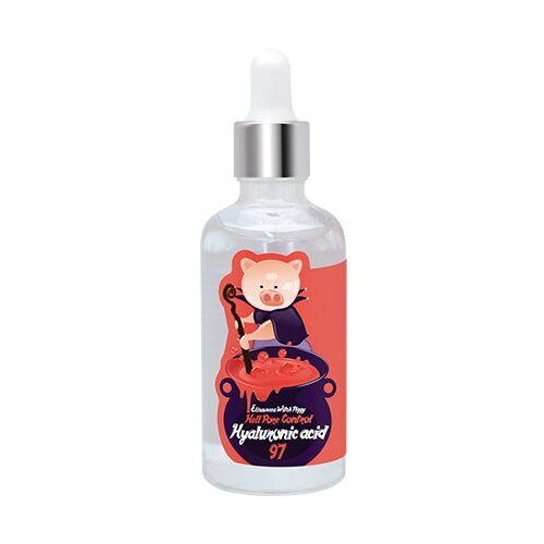 Купить Elizavecca Сыворотка для лица с гиалуроновой кислотой 97% Hell Pore Control Hyaluronic Acid, 50ml
