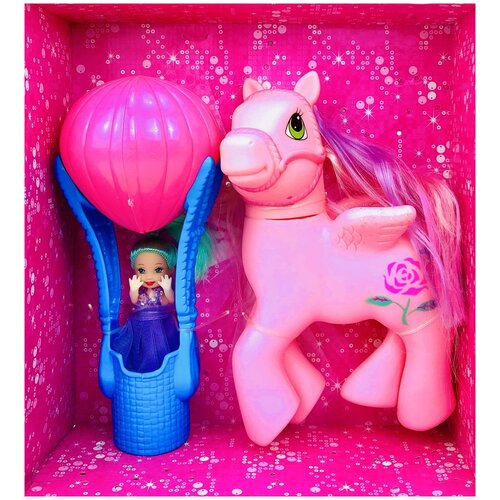 Кукла Play Smart Bettina Милая пони, ZY460330