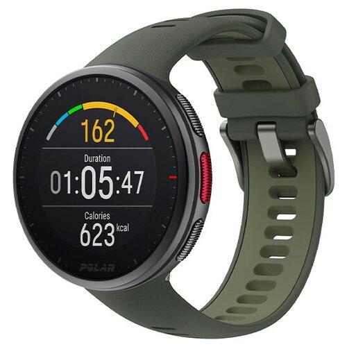 Часы Polar Vantage V2 зеленые