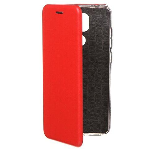 Фото - Чехол Zibelino для Xiaomi Redmi Note 9 Book Red ZB-XIA-RDM-N чехол zibelino для xiaomi redmi 9 book platinum grey zb xia rdm 9 gry