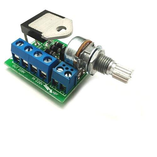 Регулятор мощности 220В / 8 кВт / 40А (MP246)
