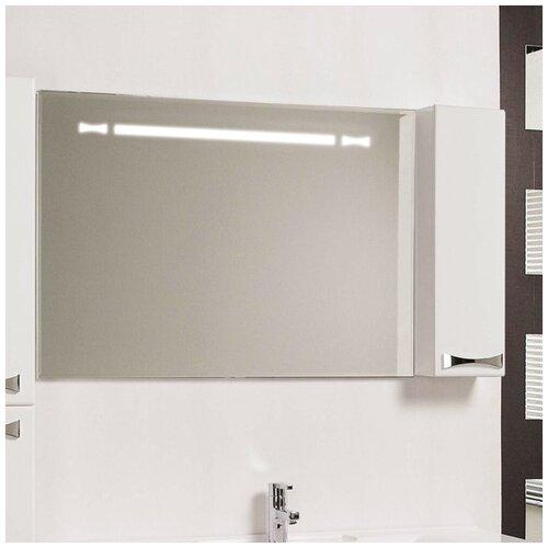 Зеркало-шкаф AQUATON Диор 120 белый