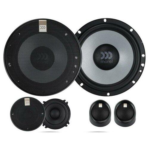 Morel MAXIMO ULTRA 603A MKII - 3 полосная компонентная акустическая система автоакустика morel maximo ultra 502 coax