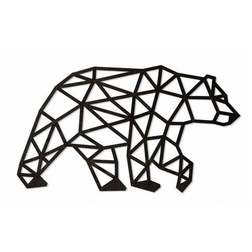 Фото - Сборная деревянная модель EWA Eco Wood Art Медведь, 167 деталей сборная модель eco wood art глобус голубой