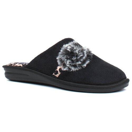 Тапочки Inblu черный 38