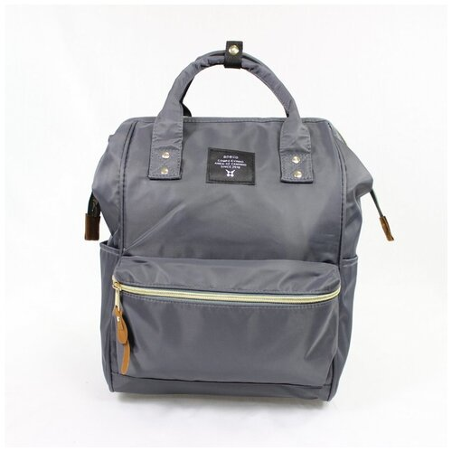Рюкзак-саквояж Anello серый